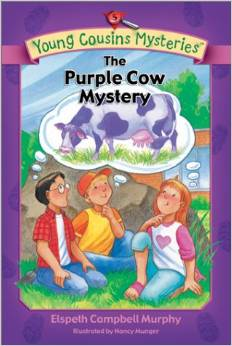 The Purple Cow Mystery