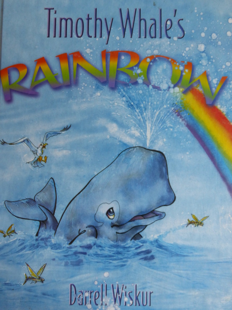 Timothy Whales Rainbow